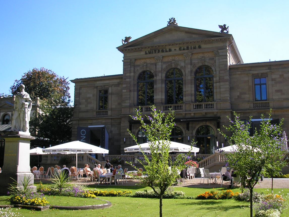 casino restaurant bad kissingen